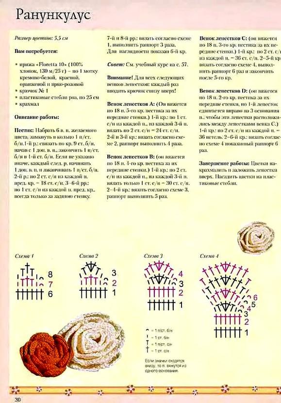 Амариллис из бисера мастер класс и схема плетения (видео)